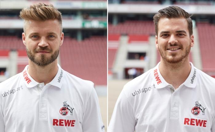 Duo vom 1.FC Köln bei derATK19
